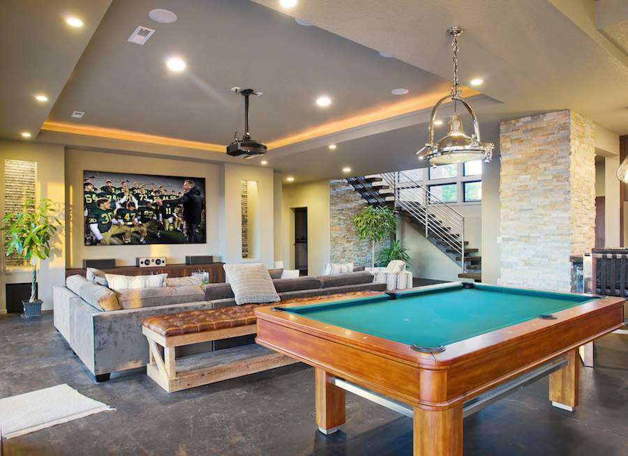 4 Nifty Ideas for Your Home Theater Design (or Redesign!)