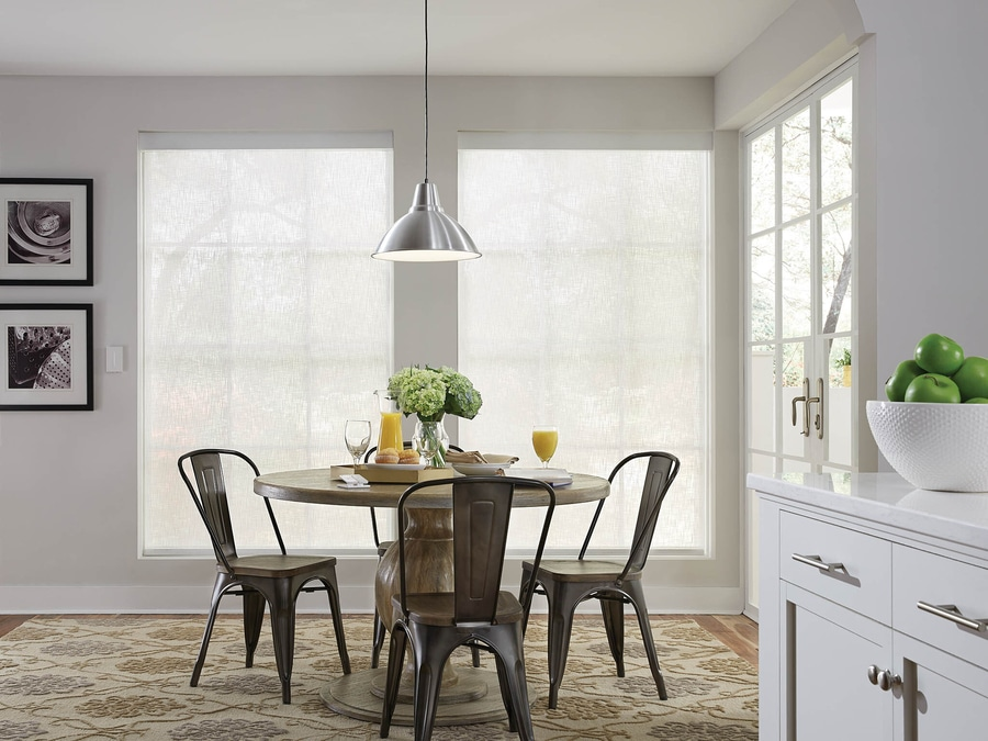 4 Reasons to Outfit Your Home with Custom Motorized Shades