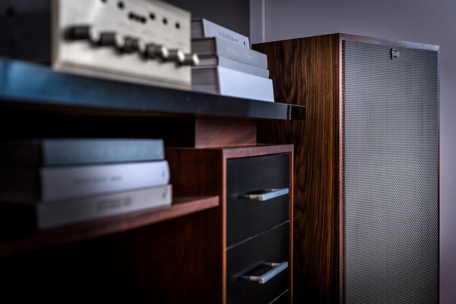 Introducing the Newest Klipsch Heritage Speaker: The Forte IV