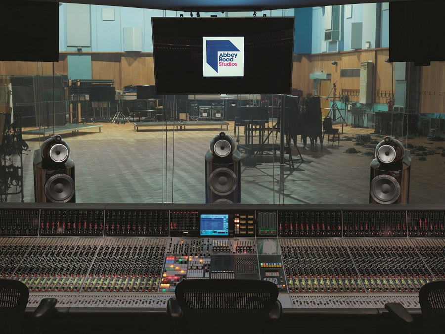 Bowers & Wilkins: The Official Speakers of Abbey Road Studios