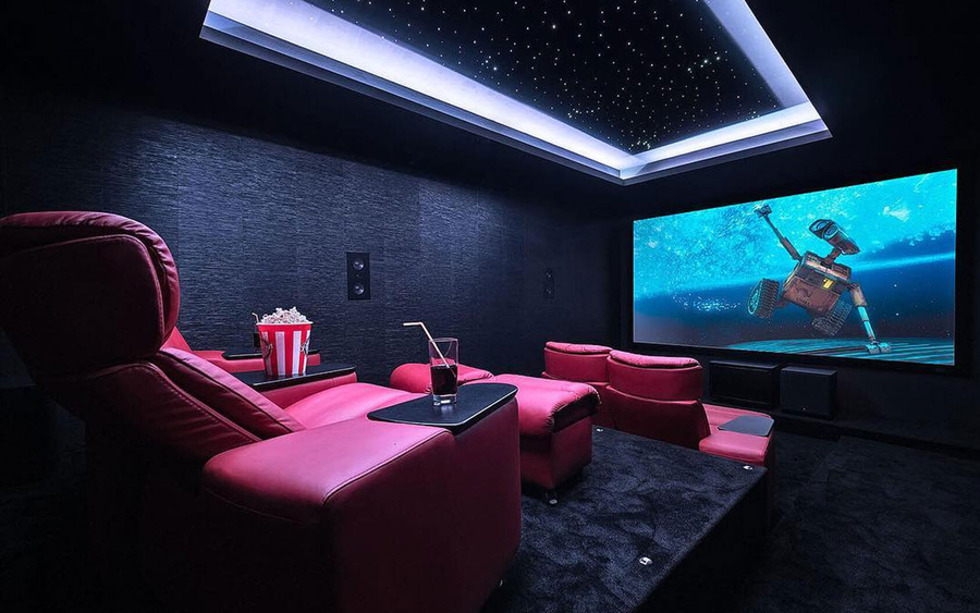 3 Reasons to Build Your Custom Home Theater in 2021