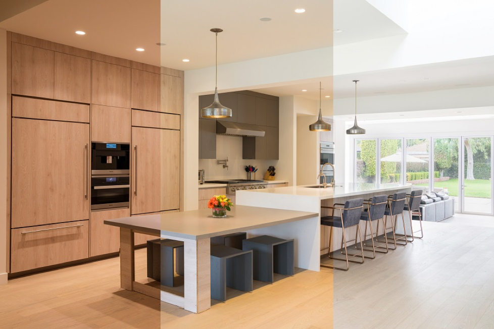 Step into a Day of Living with Tunable LED Light Fixtures