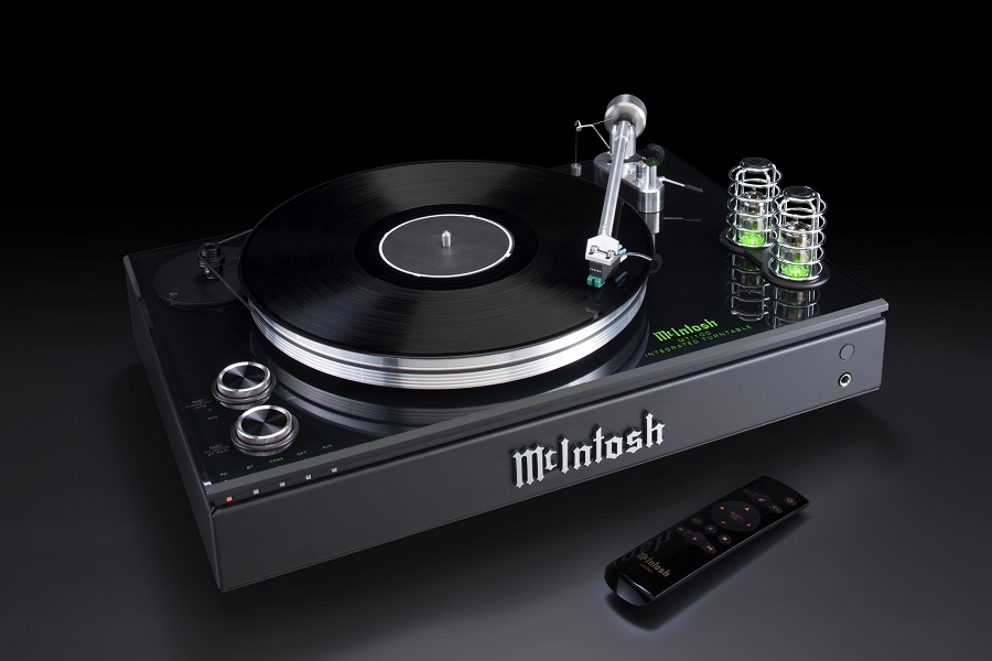 Product Review: McIntosh's MTI100 Integrated Turntable