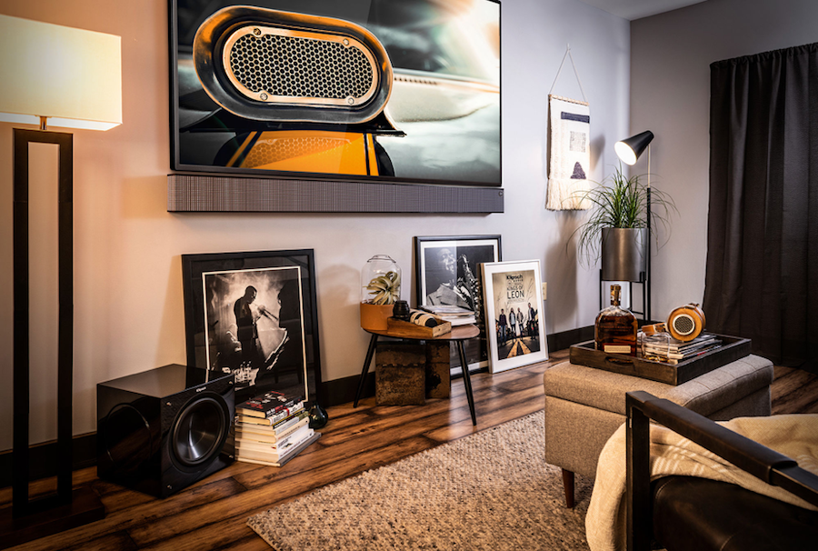 Product Overview: The Klipsch Heritage Soundbar