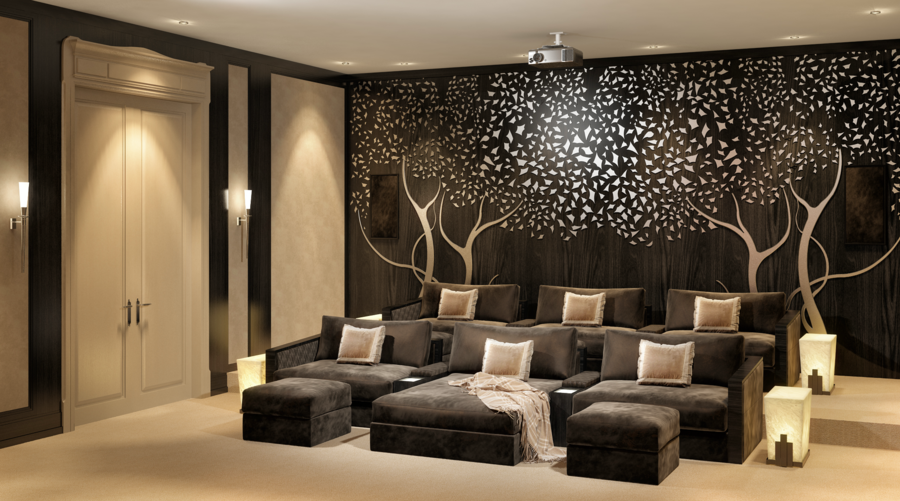 4 Things to Consider in Designing Your Home Theater