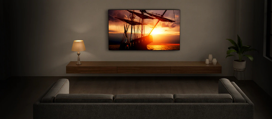 Go Bigger Than Ever with a Sony 4K TV
