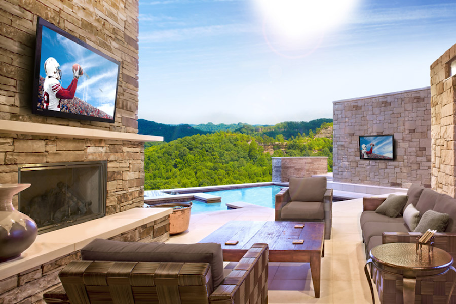 Ring in the Start of the Football Season with Outdoor TV