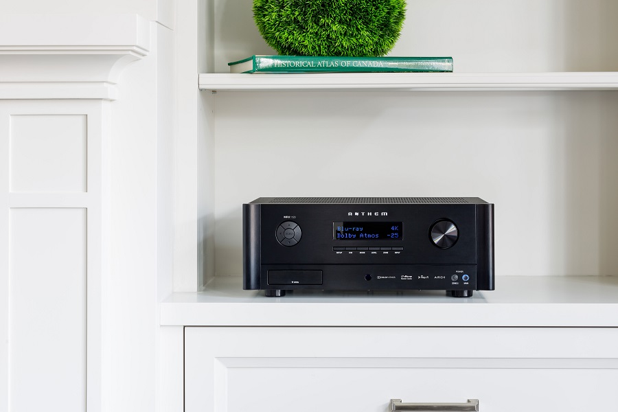 Why Anthem Receivers Are the Choice of Audio Enthusiasts