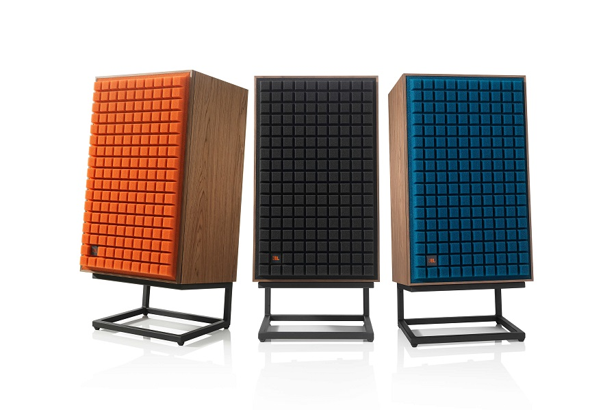 See a Classic, Redefined: the JBL L100