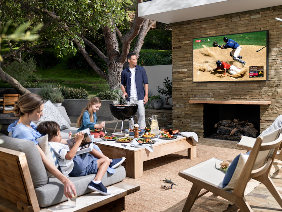 Introducing an Exciting New Option for Your Outdoor Home Theater