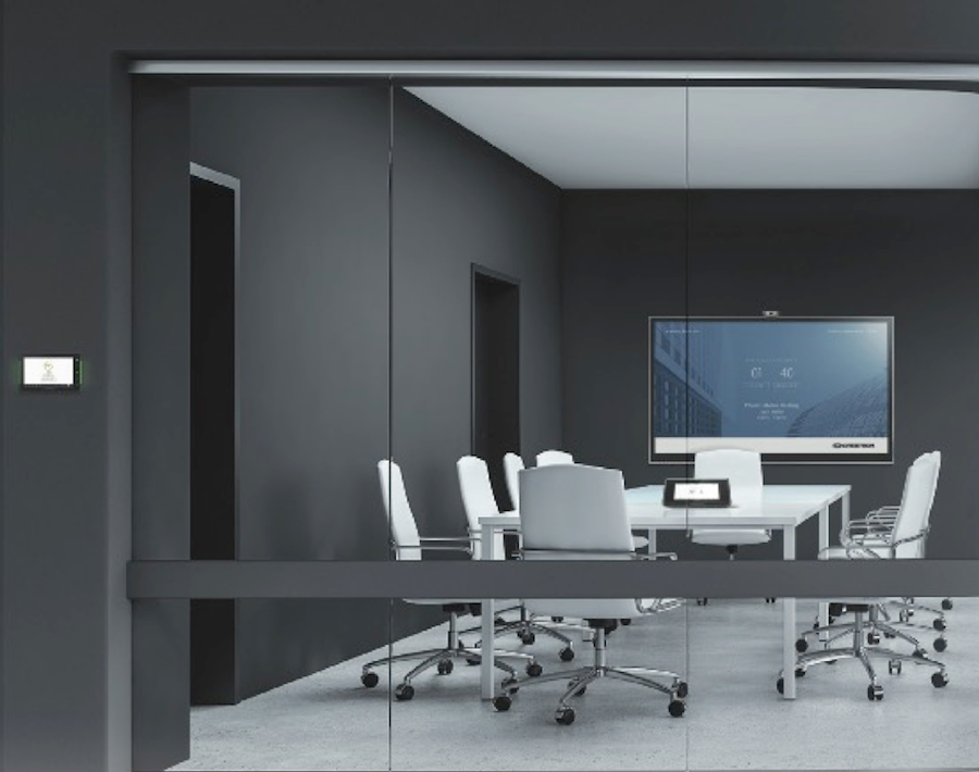 Modernize Your Boardroom Technology with Crestron Automation