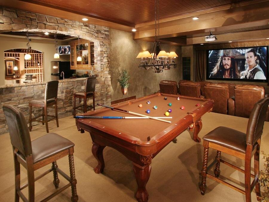 How to Hide the Technology in Your Home Media Room