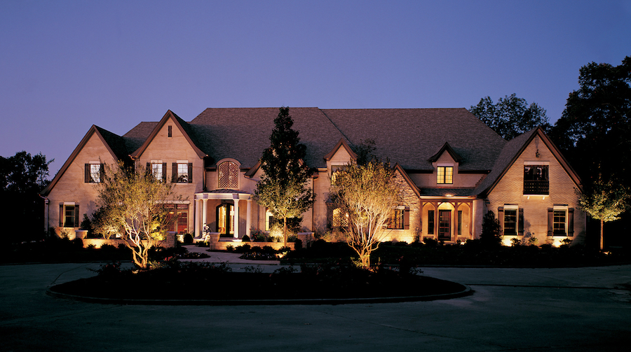 How to Design Landscape Lighting for Increased Security