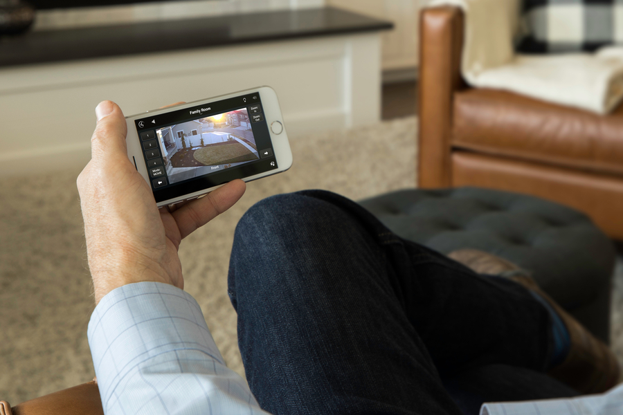 Monitor Your Home from Anywhere with a Security Camera System