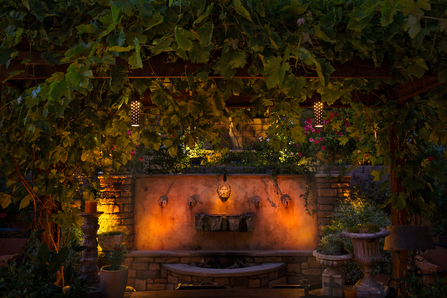 Get Ready for the Holidays with Colorful Outdoor Lighting