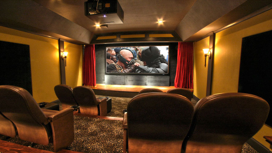 Why Trust Your Home Theater Design to GHT Group?