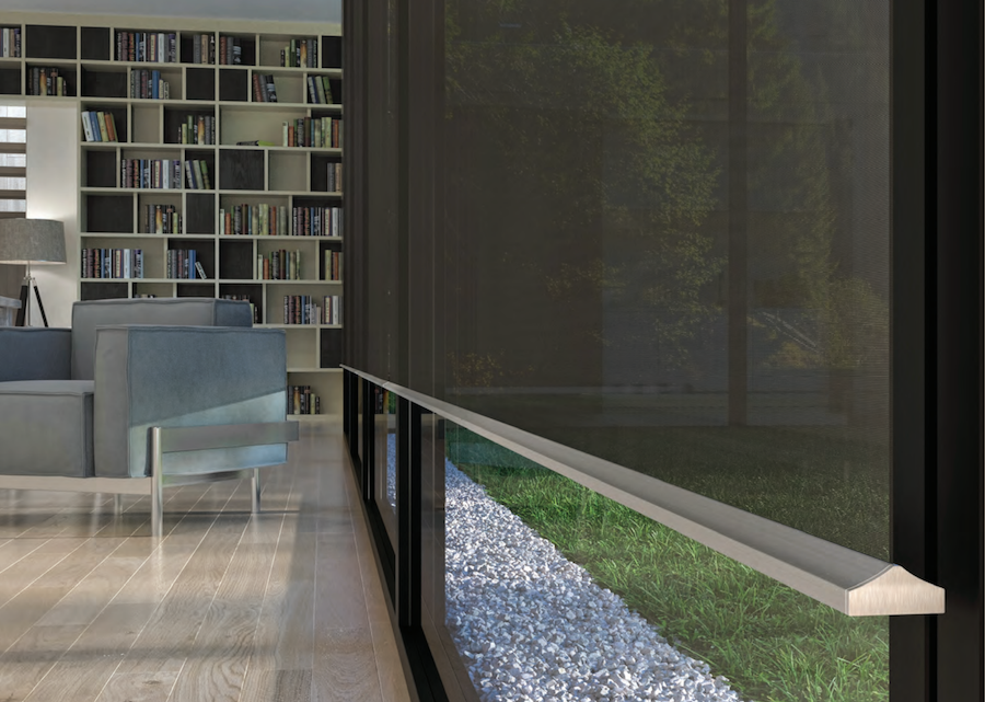 Explore the Latest Style in Lutron Motorized Shades
