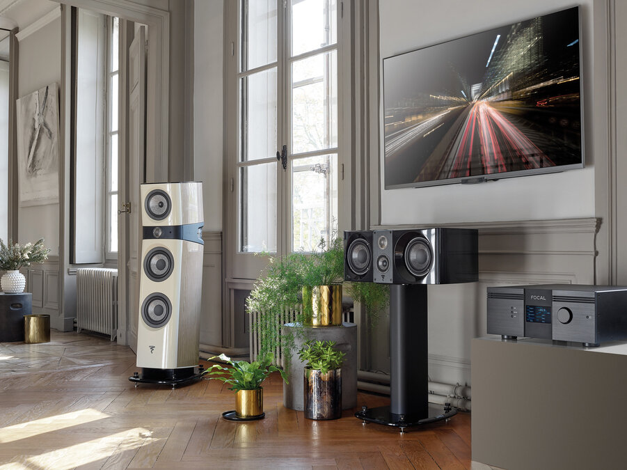 High Fidelity, French Style: GHT Group Now Offers Focal Speakers