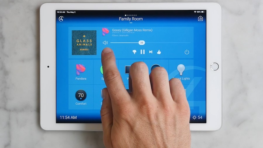 Do You Have a Control4 Smart Home System?