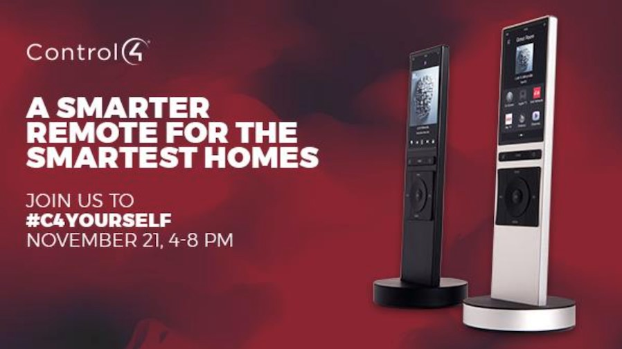 Do You Want a Smarter Remote for Your Control4 System?
