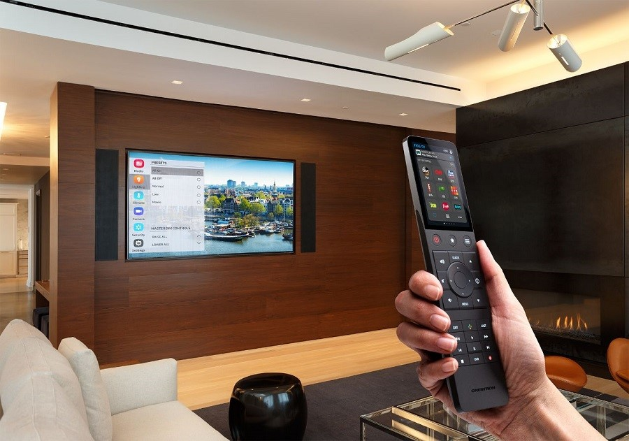 Enjoy Effortless Home Control with Crestron's Newest Remotes