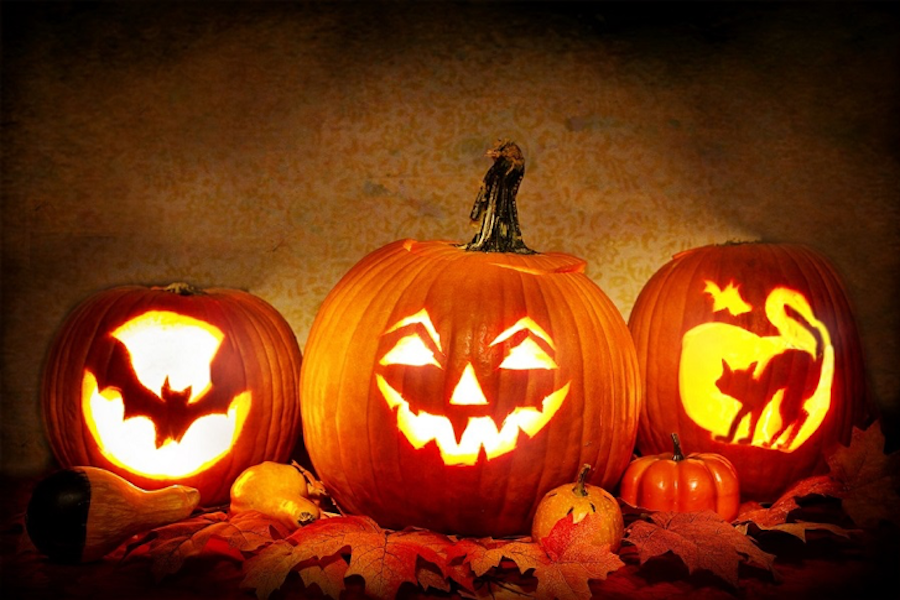 Get Ready for Halloween with Lutron Lighting Control
