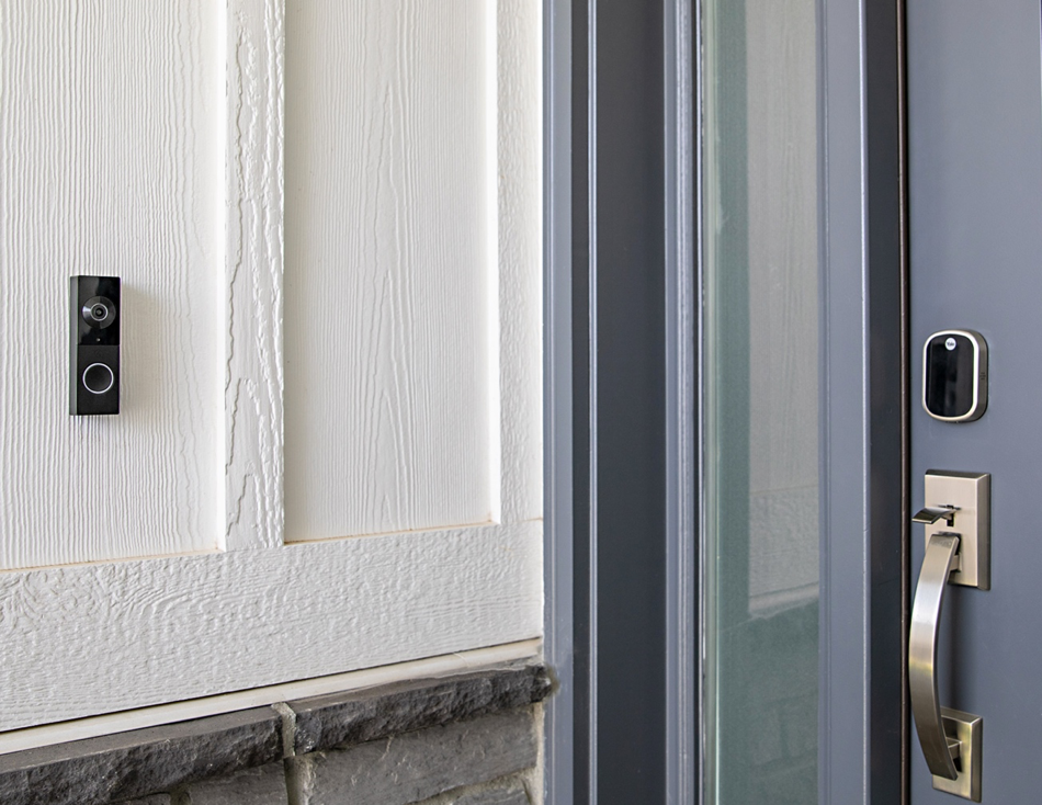 Get Ready for the Holidays with the Control4 Chime Video Doorbell