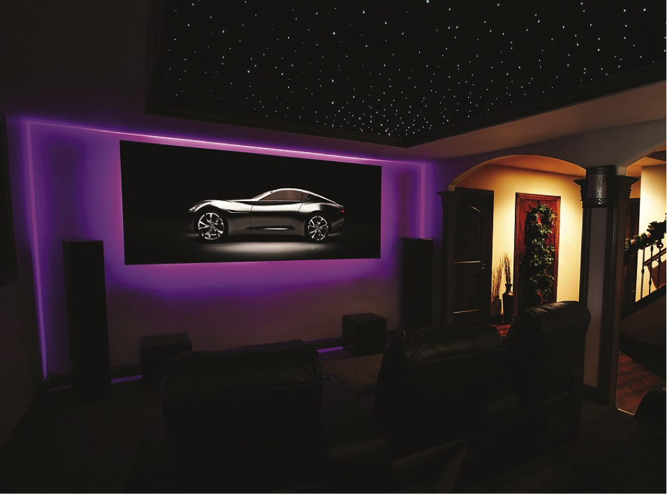 Home Theater Product Spotlight: Screen Innovations' Black Diamond