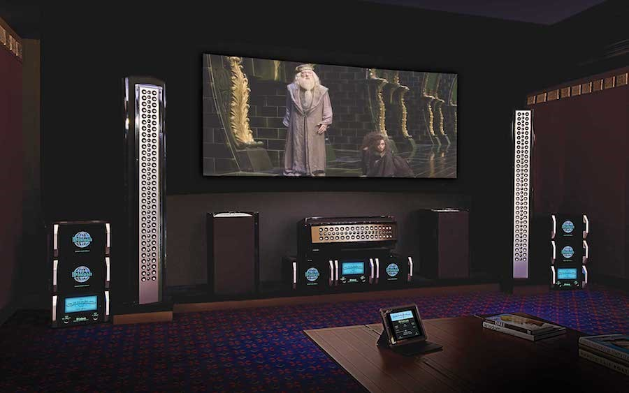 McIntosh Audio Raises the Bar for Home Theaters