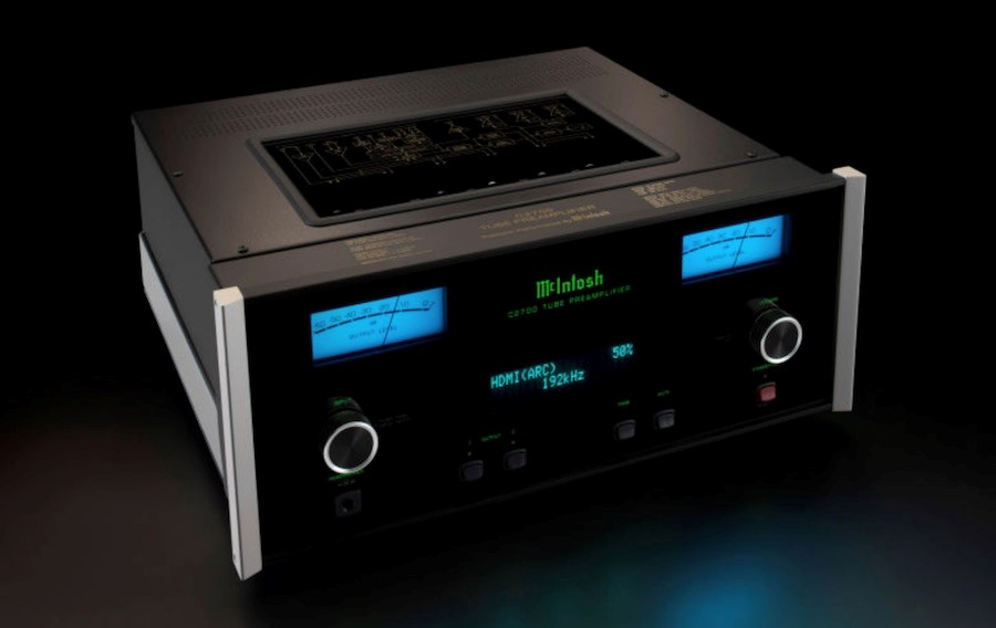 How The New McIntosh C2700 Will Enhance Your Home Media Experience
