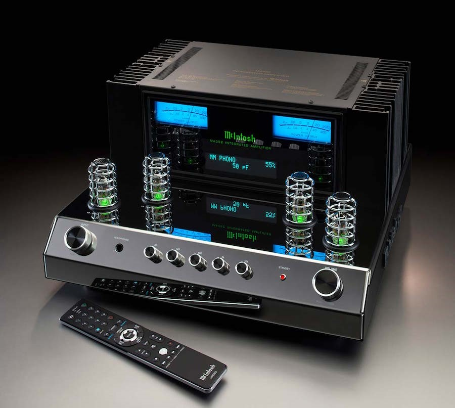 Product Spotlight: The New McIntosh MA352