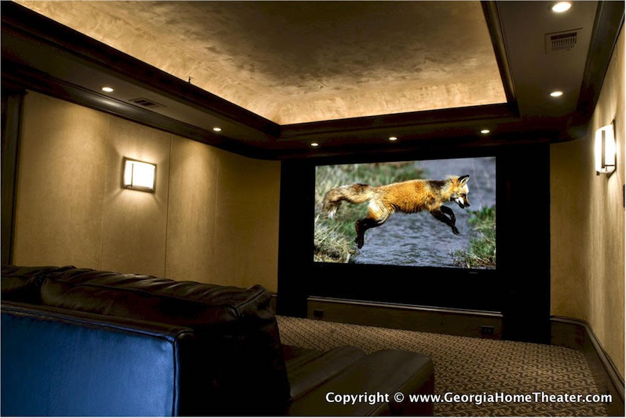 Sony is A Favorite for Home Theaters and Media Rooms