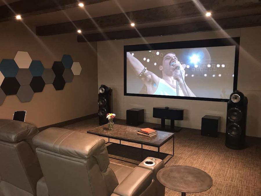 Want to Gain Inspiration for Your Home Theater Installation?