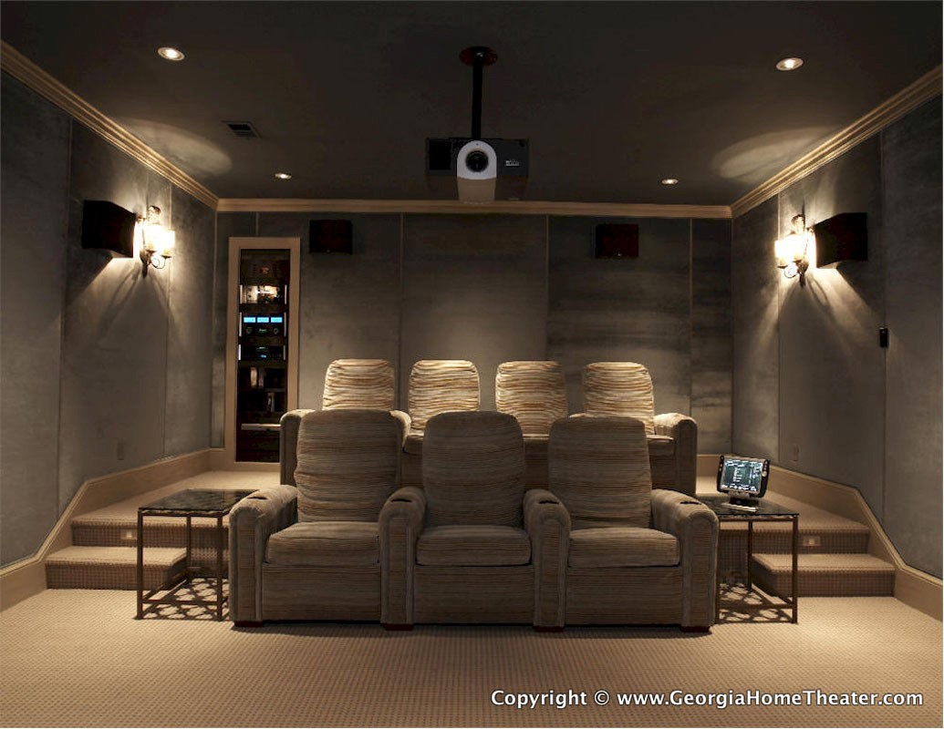 Why Is Seating so Important to Any Home Theater Layout?